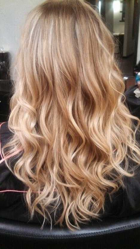 Image result for warm toned blonde hair